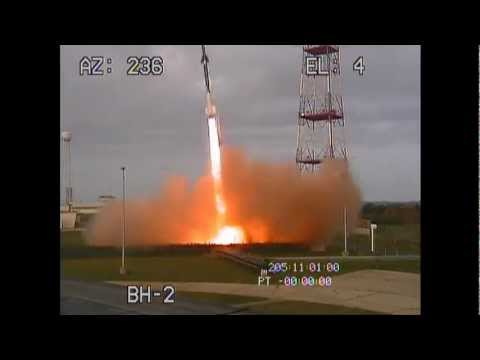 IRVE-3 Launches at Wallops