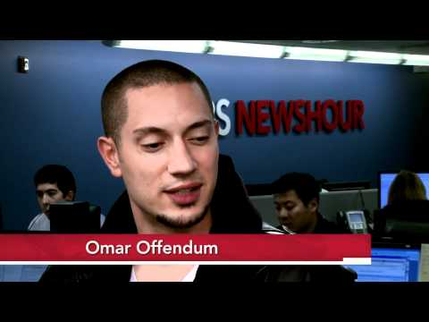 Conversation: Syrian-American Rapper Omar Offendum