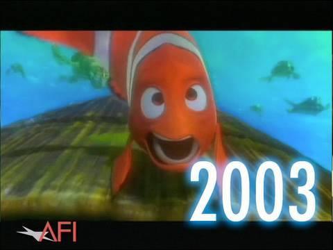 AFI Awards 2003 Montage
