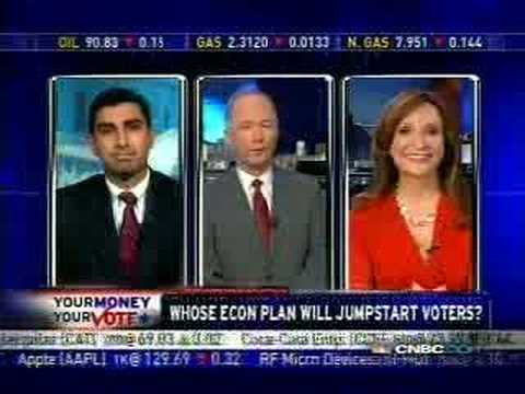 Economic Stimulus Bill Passes  - CAP's Shakir on CNBC