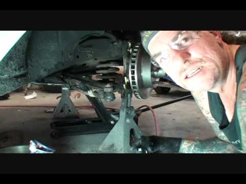 How To: Install  Disc Brakes On Your Classic Car. Part 3