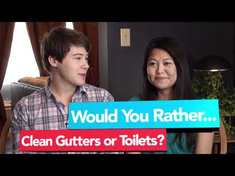 Would You Rather - Adventures in Homeownership