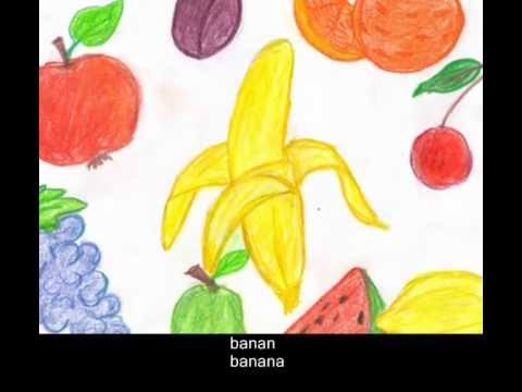 Learn Polish Online-Fruit Vocabulary