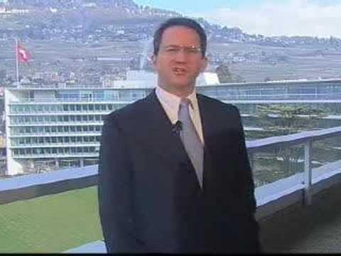 Young Global Leader - Christophe Beck, Nestlé