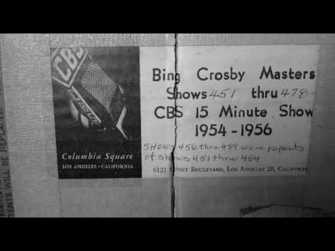 Bing Crosby: The Bing Crosby CBS Recordings 1954-56