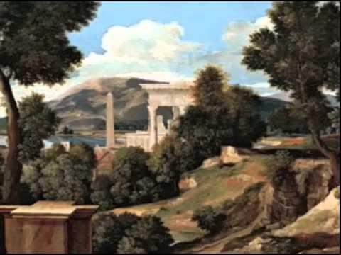 Poussin, Landscape with St. John, 1640