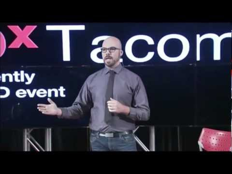 The Power to Change Your World By Simply Telling Your Story: Joe Mirabella at TEDxTacoma