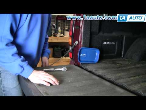 How To Install Replace Tailgate Cable Chevy Silverado GMC Sierra 99-06 1AAuto.com