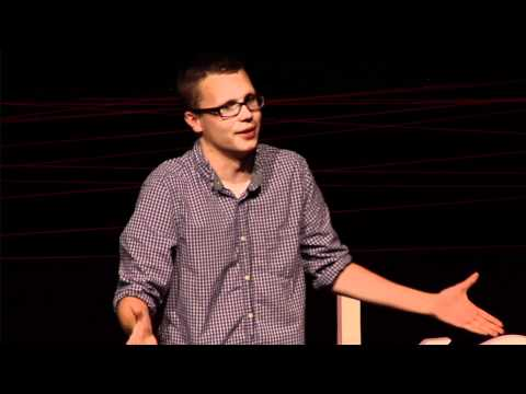 TEDxOverlake - Alex Kummert - Desk to Stage: Life as a Student of Comedy