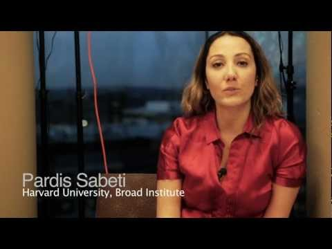 Young Global Leaders 2012 - Pardis Sabeti