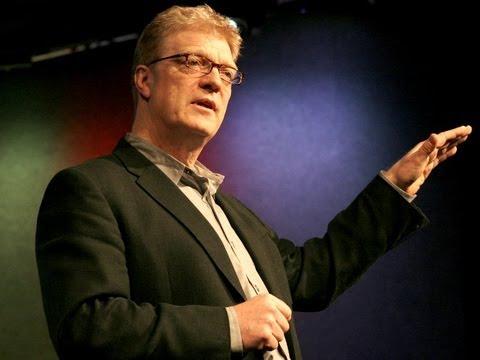 Sir Ken Robinson: Do schools kill creativity?