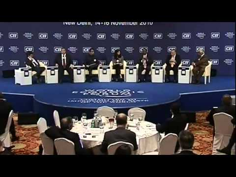 India Economic Summit 2010 - Emerging Economies, Engines of Global Trade