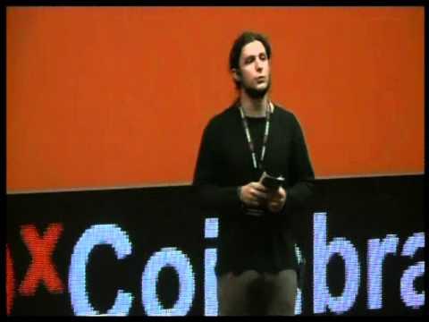 TEDxCoimbra - Ricardo Santos - Music and Identity