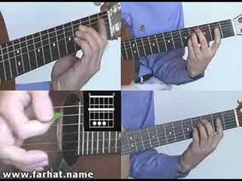 Across the Universe - The Beatles part 1 www.FarhatGuitar.com
