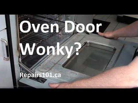 Oven Door Wonky?