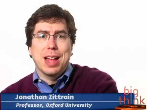 Jonathan Zittrain Explores Internet Privacy