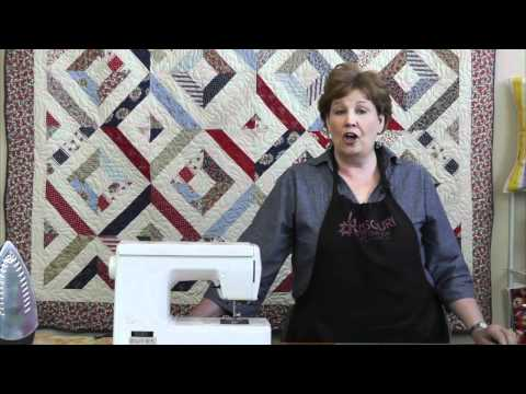 Quilting Terminology - Scant Quarter Inch