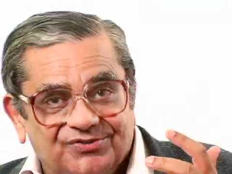 Jagdish Bhagwati Reveals the Problem With Foreign Aid