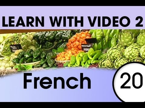 Learn French with Video - Don't Shop in French Without These Words