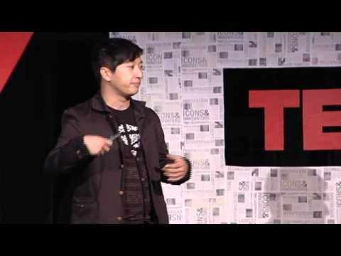 TEDxYouth@NickelCity - Boris Chan - Say Young and Work Different