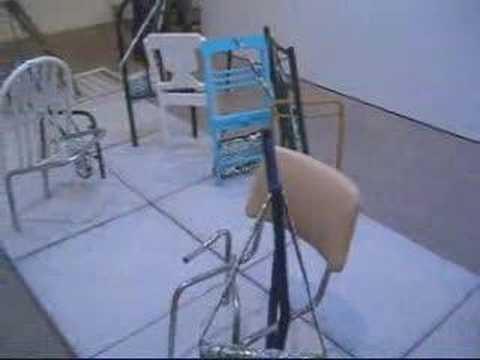 """Jim Lambie """"Prismatics""""  at ANTON KERN Gallery"""