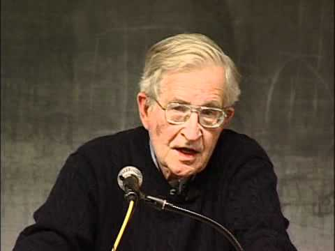 2005 - Noam Chomsky - The Idea of Universality in Linguistics and Human Rights (MIT) 3