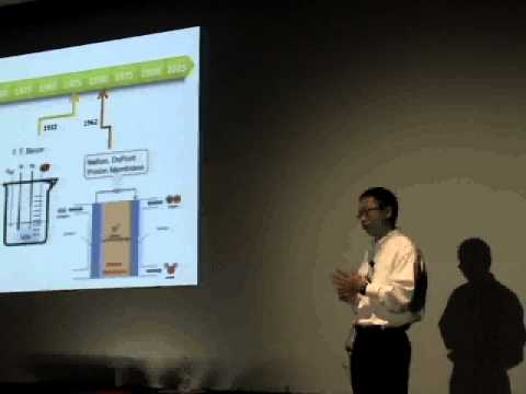 TEDxUD - Dr. Yushan Yan - Reinventing the Fuel Cell
