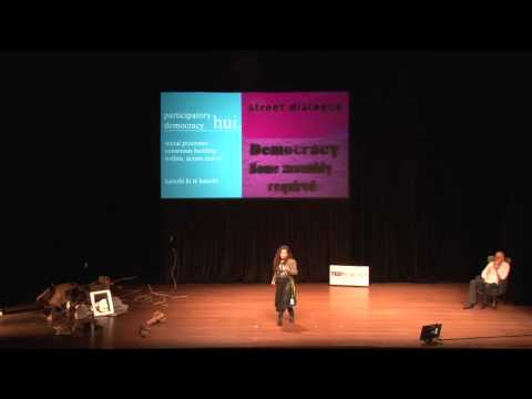 TEDxEQCHCH - Sacha McMeeking - Cultural Context and Long View