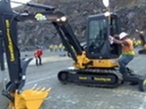 Excavator Spooning | Best in the Business