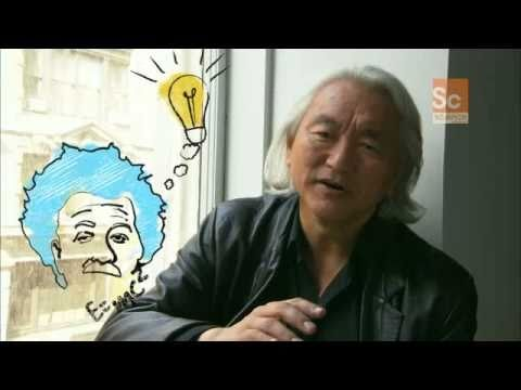 Cool Jobs in Science- Michio Kaku