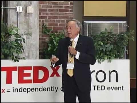 TEDxAkron - Dr. Luis Proenza - Universities and the Future of Regional Economies