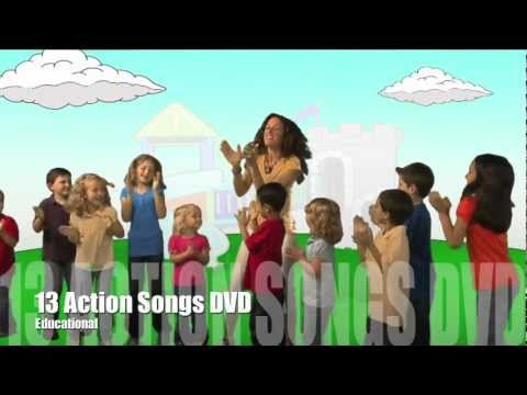 "Kids Songs DVD ""Musical PE For You & Me"" by Patty Shukla"