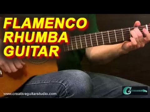 FINGERSTYLE GUITAR: Flamenco Rumba Guitar