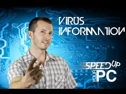 Virus Information - Fix Your Slow PC