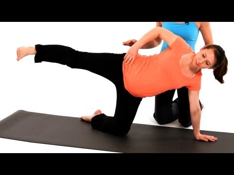 SI Joint Dysfunction Exercises | Pregnancy Exercises
