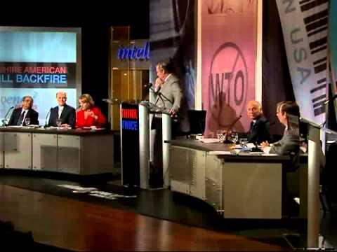 Debate: Buy American/Hire American Policies Will Backfire