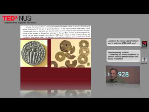 TEDxNUS - What is unknown about archaeological findings on Singapore Island - John Miksic