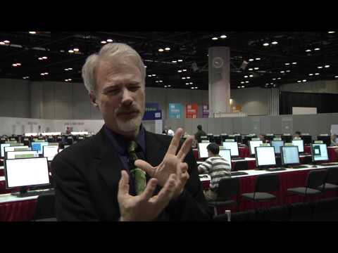 Azure and the Cloud at TechEd - Mark Minasi Interview