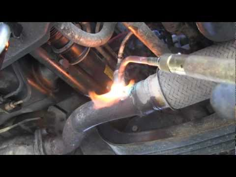 how to replace an oxygen sensor part (1/2)