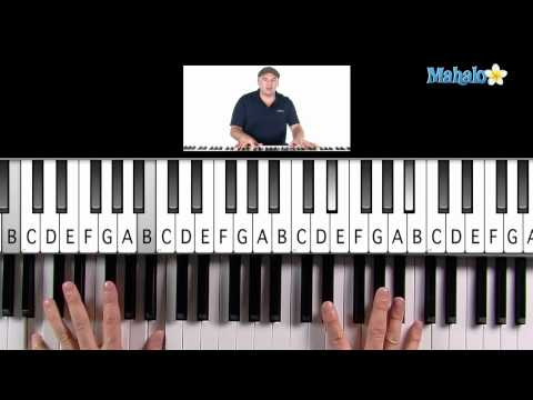 "How to Play ""Rude Boy"" by Rihanna on Piano"