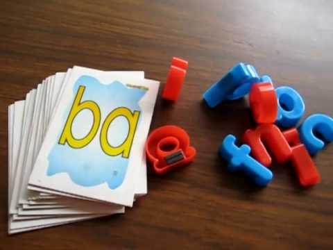 Toddler-Reading. Blends move alphabet game
