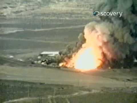 Destroyed in Seconds- Chemical Plant Explosion