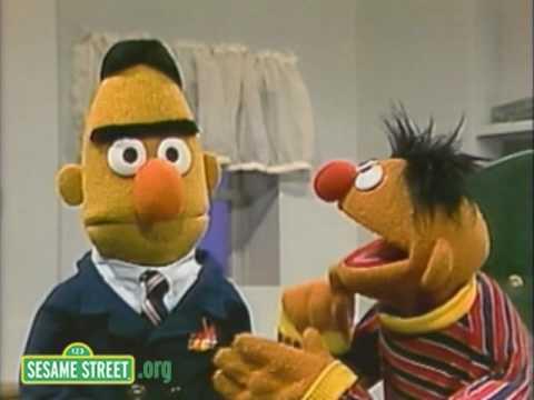 Sesame Street: Same Old Bert