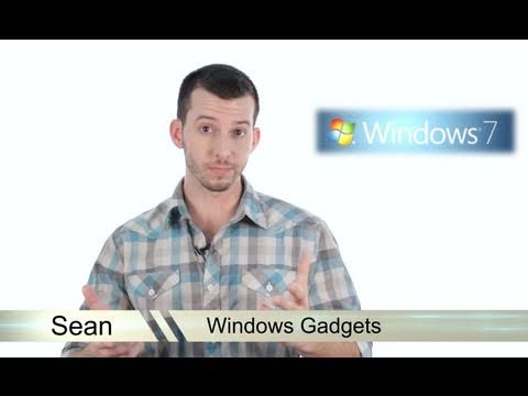 Learn Windows 7 - Windows Gadgets