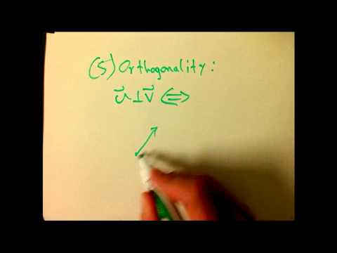 Geometry and Relativity (Part 1)