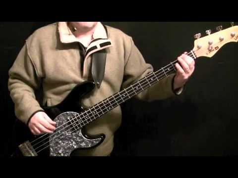 How To Play Bass Guitar To Dreams - Fleetwood Mac - John McVie.m4v