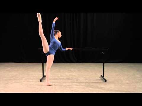 Insight: Ballet glossary - développé
