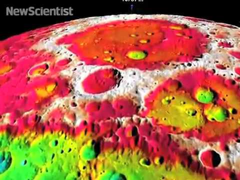3D moon flyover reveals greatest detail ever