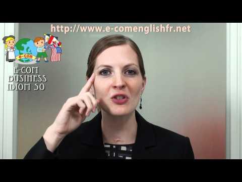 Apprendre l'Anglais en Ligne: Business Idioms 48/50