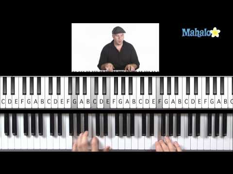 Learn Piano HD: How to Play Go Tell It On the Mountain (Chords and Melody) in F on Piano